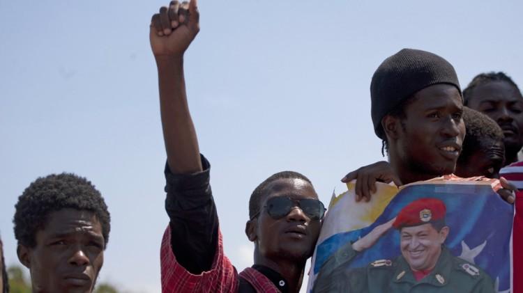 Jóvenes Haití
