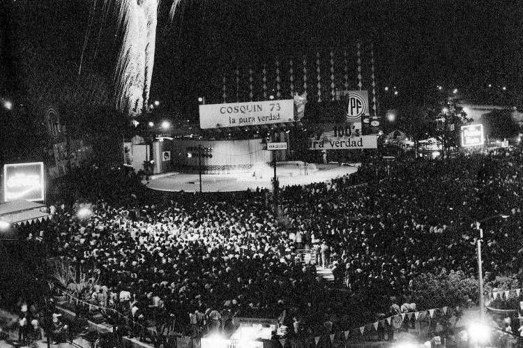 Festival de Cosquín, año 1973